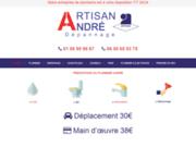 screenshot http://urgence-plombier-3eme.fr urgence plombier