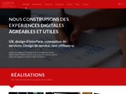Usabilis : conseil en ergonomie, design et conception d'interface