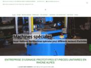 screenshot http://www.usinage-saby-girardot.com/ fabrication et montage de machines spéciales 01