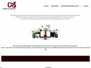 screenshot http://www.uvnet.fr aux 1000 créations,bannières et logo publicitaires.