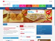 UVT, université d'enseignement en ligne