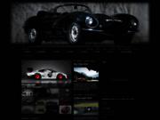 screenshot http://www.v12-gt.com le monde de l'automobile de luxe