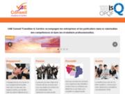 screenshot http://www.vae-conseil.com vae conseil - validation des acquis de l'expérience