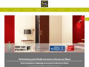 screenshot http://www.valprotection.fr/ val protection - serrurerie certifiée fichet