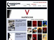 screenshot http://www.vampirisme.com/ vampire