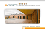 screenshot http://www.vaninetti.fr charpente traditionnelle et industrielle