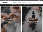 screenshot https://vapote-market.fr cigarette électronique