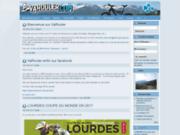 screenshot http://www.varouler.com/ varouler