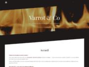 screenshot http://www.varroteco.fr/ capteur solaire photovoltaique