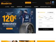 screenshot http://www.vaysse-pneus.fr/ centre auto, moto et scooter à paris