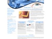 Création de site (présentation de réalisations)