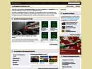 screenshot http://www.vedura.fr vedura, le portail de référence en développement durable