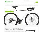 screenshot http://www.velo-bike.com Velo-bike.com distributeur de Superior