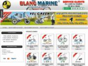 Découvrez notre nouvelle gamme de vélo pliant Blanc Marine