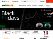 screenshot http://www.veloactif.com veloactif