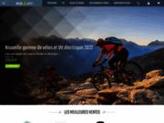 screenshot http://www.velosetvtt.com Guide achat Vélos
