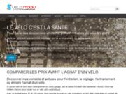screenshot http://www.velostocks.com Destockage promo des magasins de vélo