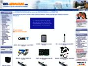 screenshot http://www.vente-automatismes.com automatismes came, automatisme de portail
