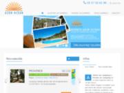 screenshot http://www.vente-camping.fr vente de camping