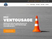 screenshot http://www.ventousage-msj.fr service de ventousage