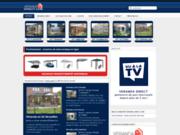 screenshot http://www.veranda-direct.com/ véranda direct - vérandas en kit, aluminium et pvc