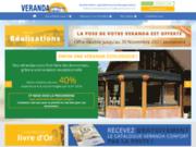 screenshot http://www.verandaconfort.com véranda confort : installateur de véranda bois