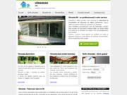 screenshot http://www.verandas-jl.fr fabrication verandas alu dans le 94 val de marne