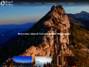 screenshot http://www.vercors.fr activités pour votre séjour dans le vercors