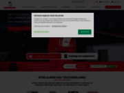 Alarme anti-intrusion avec télésurveillance