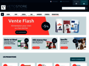 screenshot https://www.vetostore.com Vetostore