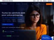 screenshot http://www.viaduc.fr Création de site internet