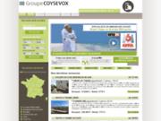 screenshot http://www.viager.net Le viager immobilier