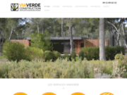 screenshot http://www.viaverde-construction.com construction