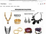 Bijoux fantaisie et plaqué or, bijoux africains et ethniques