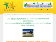 screenshot http://www.vie-et-services.com vieservices