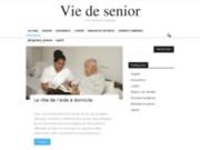 Portail spécialisé vie de senior