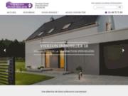 screenshot http://www.vierzon-immobilier-18.com agence immobilière dans le Cher 18