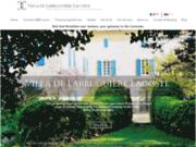 Chambre d'hôtes Villa de Labruguière Lacoste