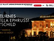 Villa Ephrussi de Rothschild, palais de la Côte d'Azur
