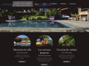 Maison et chambres d'hôtes de charme à la Réunion