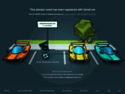 screenshot http://www.villajardinnomade.com/ villa marrakech