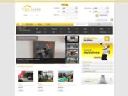 screenshot http://www.villamar.ma agence et annonce immobilière rabat maroc villamar
