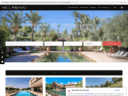 Villa Marrakech, location villa et riad