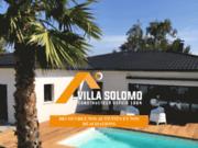 screenshot http://www.villasolomo.fr/ Villa Solomo, construction de maison en Ardèche et Drôme