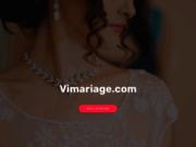 screenshot http://www.vimariage.com vimariage: bijoux et accessoires pour mariage
