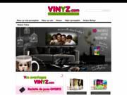 screenshot http://www.vinyz.com vinyz - stickers - photo sur toile