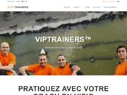screenshot http://www.viptrainers.fr viptrainers