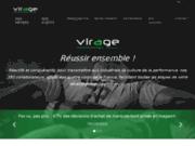screenshot http://www.virageconseil.com force de vente supplétive externalisée
