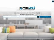 screenshot http://www.viteloge.com vitelogé, moteur de recherche immobilier gratuit