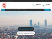 screenshot http://vitrerie-lyonnaise.fr/ Vitrier lyon 1